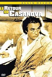 Le retour de Casanova Poster