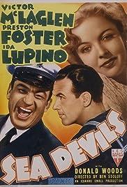 Sea Devils(1937) Poster - Movie Forum, Cast, Reviews