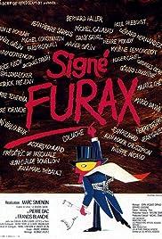 Signé Furax Poster