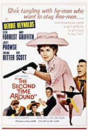 The Second Time Around (1961) Poster - Movie Forum, Cast, Reviews