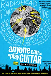 Anyone Can Play Guitar Poster
