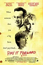 Pay It Forward (2000) Poster