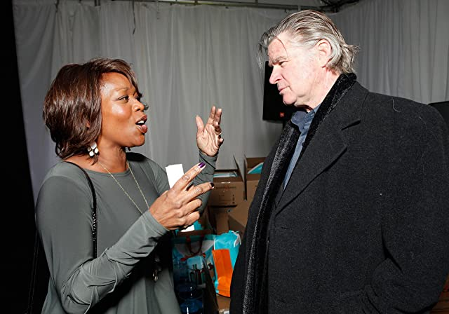 Treat Williams and Alfre Woodard