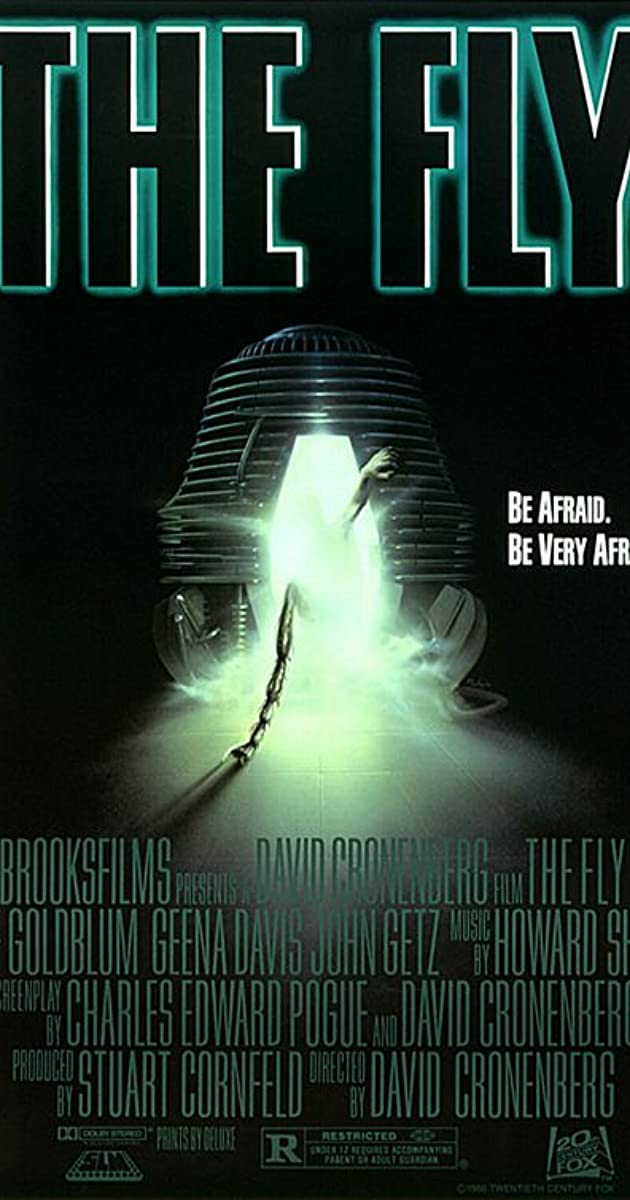 Musė / The Fly (1986) Online