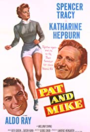 Pat and Mike (1952) Poster - Movie Forum, Cast, Reviews