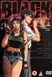 Black Lagoon Poster - TV Show Forum, Cast, Reviews