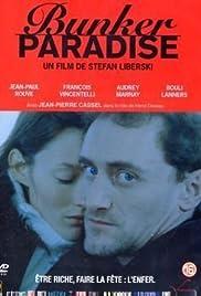 Bunker paradise(2005) Poster - Movie Forum, Cast, Reviews