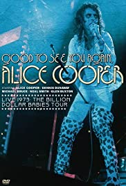 Good to See You Again, Alice Cooper (1974) Poster - Movie Forum, Cast, Reviews