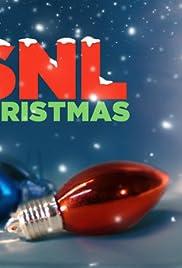 SNL Christmas Poster