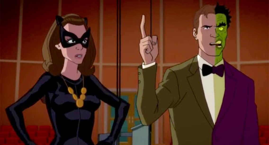 Batman Vs. Dos Caras (Batman vs. Two-Face)