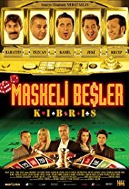 Maskeli Besler: Kibris (2008) Poster - Movie Forum, Cast, Reviews