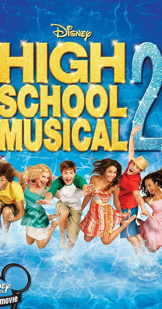 Mokyklos miuziklas 2 / High School Musical 2 (2007)
