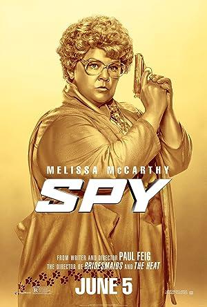 Ajan – Spy izle