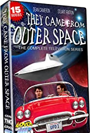 They Came from Outer Space Poster - TV Show Forum, Cast, Reviews
