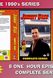 Johnny Bago Free at Last Poster