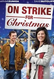 On Strike for Christmas  Poster