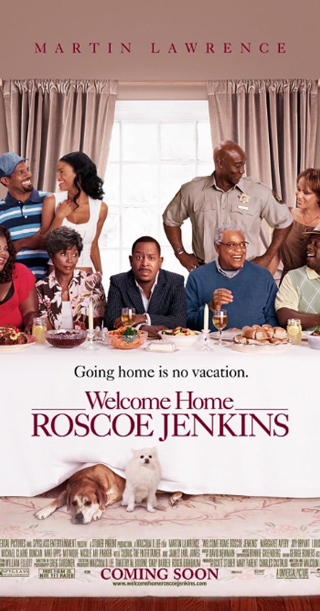 Sveikas sugrįžęs, Roskai Dženkinsai! / Welcome Home, Roscoe Jenkins (2008)