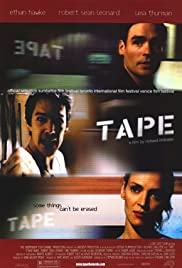 Tape (2001) Poster - Movie Forum, Cast, Reviews