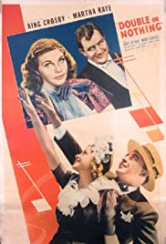 Double or Nothing (1937) Poster - Movie Forum, Cast, Reviews