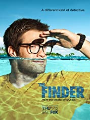 The Finder - Season 1 (2012) poster