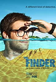 The Finder Poster - TV Show Forum, Cast, Reviews