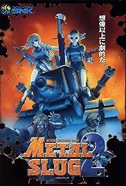 Metal Slug 2 Poster