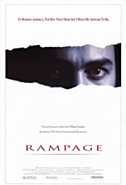 Rampage(1987) Poster - Movie Forum, Cast, Reviews