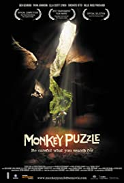 Monkey Puzzle Poster