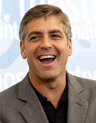George Clooney at an event for Intolerable Cruelty (2003)