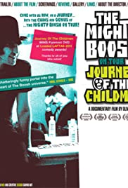 Journey of the Childmen: The Mighty Boosh on Tour Poster