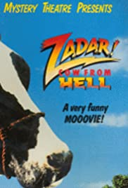 Zadar! Cow from Hell Poster