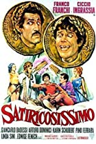 Image of Satiricosissimo