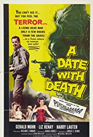 Date with Death Poster