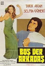 Bosver arkadas Poster