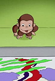 Color Me Monkey/Special Delivery Monkey Poster