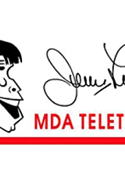 Jerry Lewis MDA Labor Day Telethon Poster