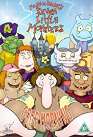 Seven Little Monsters Poster - TV Show Forum, Cast, Reviews