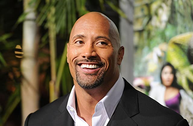 Dwayne Johnson at Journey 2: The Mysterious Island (2012)