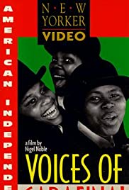 Voices of Sarafina! Poster