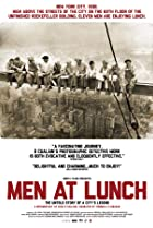 Image of Men at Lunch