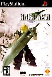 Final Fantasy VII(1997) Poster - Movie Forum, Cast, Reviews