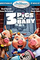 Unstable Fables: 3 Pigs & a Baby (2008) Poster