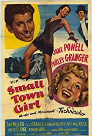 Small Town Girl(1953) Poster - Movie Forum, Cast, Reviews
