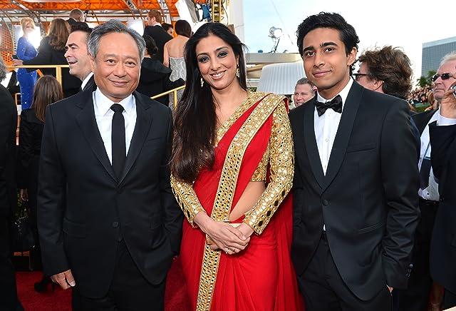 Ang Lee, Tabu, and Suraj Sharma