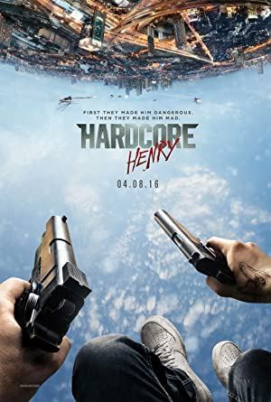 Hardcore Henry (2015) Download on Vidmate