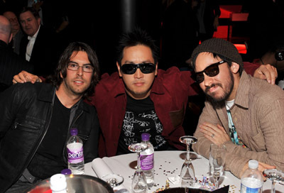 Rob Bourdon, Joseph Hahn, and Mike Shinoda
