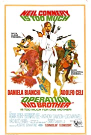 Operation Kid Brother (1967) Poster - Movie Forum, Cast, Reviews