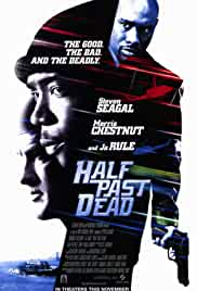 Half Past Dead 2002 720p 830MB BluRay Dual Audio ( Hindi – English ) ESubs MKV