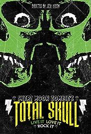 Total Skull Poster