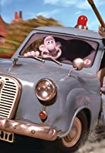 'Wallace and Gromit: The Curse of the Were-Rabbit': On the Set - Part 1